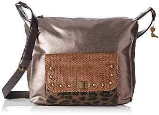 Lollipops Women 22244 Shoulder Bag Brown Size: