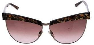 Christian Dior Meteore Cat-Eye Sunglasses