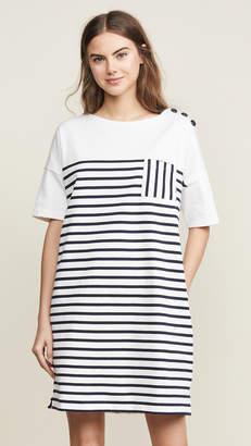 Petit Bateau Bashi Striped Dress
