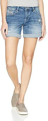 Jag Jeans Women's Alex Boyfriend Short