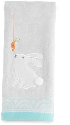 Celebrate Together Bunny Tail Finger Tip Towel