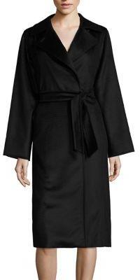 Max MaraMax Mara Manuela Camel Hair Wrap Coat
