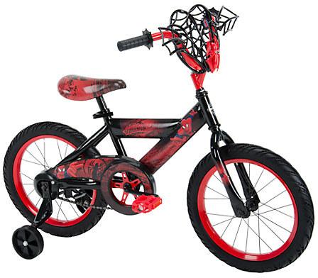 DisneySpider-Man Bike by Huffy -- 16'' Wheels