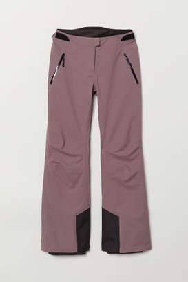 H&M Shell Ski Pants - Purple
