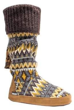 Muk Luks Women's Winona Slipper Boot