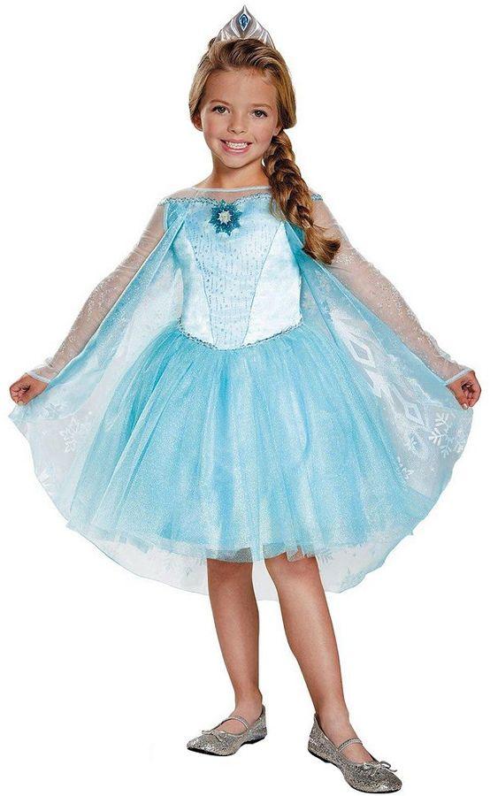 DisneyDisney's Frozen Elsa Prestige Costume - Toddler