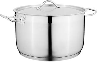 Berghoff Stainless Steel Covered Stock Pot - 6.4 qt.
