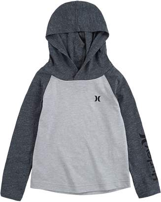 Hurley Boy's Marled Cotton-Blend Hooded Pullover
