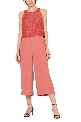 Esprit Women's 049EO1L003 Jumpsuit,Size: