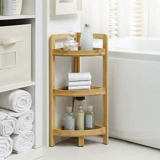 """Rebrilliant 9.05"""" W x 24.4"""" H Bathroom Shelf"""