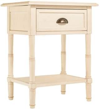Antique White Chelsea Bedside Table