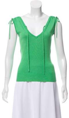 Diane von Furstenberg Sleeveless Knit Top