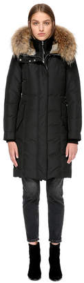 Mackage Harlin Winter Down Coat With Fur Lined Hood