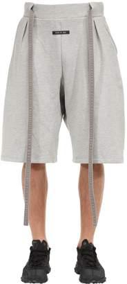 Fear Of God Lounge Cotton Sweat Shorts