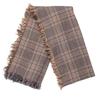 Burberry Cashmere Equestrian Knight Device Scarf w/ Tags