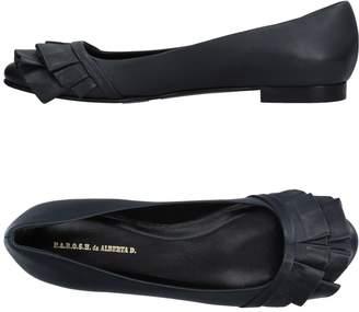 P.A.R.O.S.H. da ALBERTA D. Ballet flats