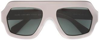 Marc Jacobs Eyewear oversized sunglasses