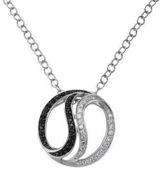 Celesta 360050013 Cubic Zirconia 50.0 centimetres 9.2 Grams Brass Pendant Necklace