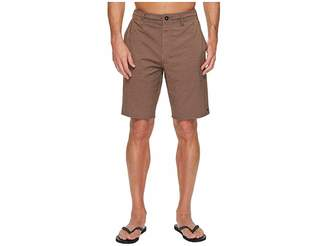 O'Neill Locked Overdye Hybrid Boardshorts Men's Swimwear