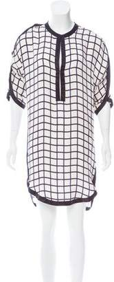 Etoile Isabel Marant Silk Shift Dress