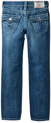 True Religion Ricky Natural Big T Jean (Toddler & Little Boys) $119 thestylecure.com