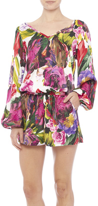 VaVa Floral Romper $129 thestylecure.com