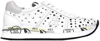 Premiata Conny 2967 White Sneakers
