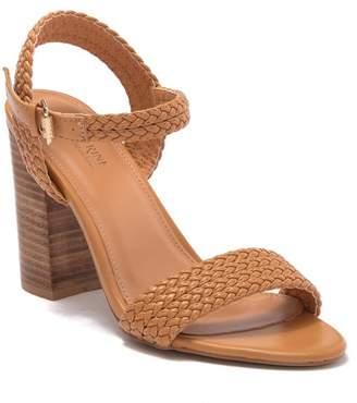 Catherine Malandrino Dlorm Woven Ankle Strap Sandal
