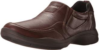 Clarks Men's Wave Korey Free Leather Slip-On Shoe