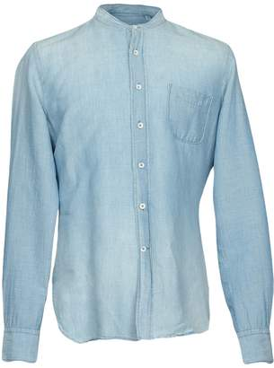 Glanshirt Denim shirts