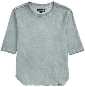 Treasure & Bond Longline T-Shirt (Big Boys)
