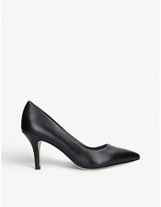 deb838ad9c49 Nine West Flagship 75 faux-leather court shoes