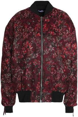 IRO Brocade Bomber Jacket