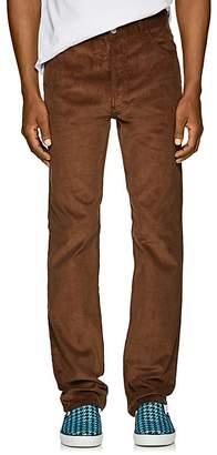 Maison Margiela Men's Cotton-Corduroy Trousers