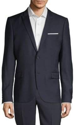 The Kooples Tailor Super Wool Formal Jacket
