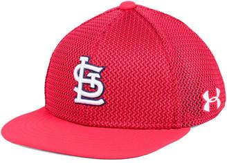 Under Armour Boys' St. Louis Cardinals Twist Cap