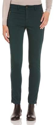 Bel Air Women's H13PAULINE Slim Trouser - - (Brand size: 44)