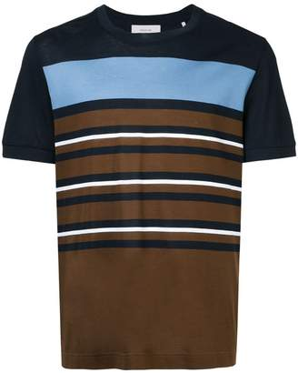 Cerruti block stripe T-shirt