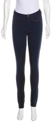 Rag & Bone Mid-Rise Skinny Leggings