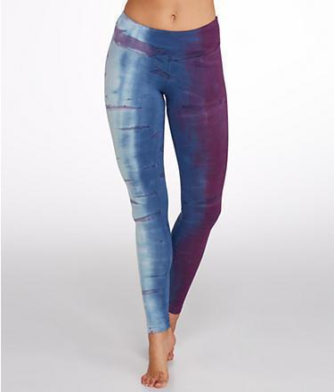 Hard Tail Tie Dye Yoga Ankle Leggings