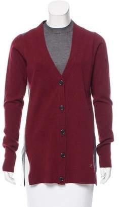 Louis Vuitton Two-Tone Wool Top