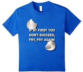 Broken Eggs Funny Sarcastic Smart Optimistic Funny T-Shirt