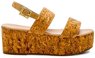 Kaanas Goa Cork Wedge