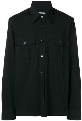 Tom Ford military shirt