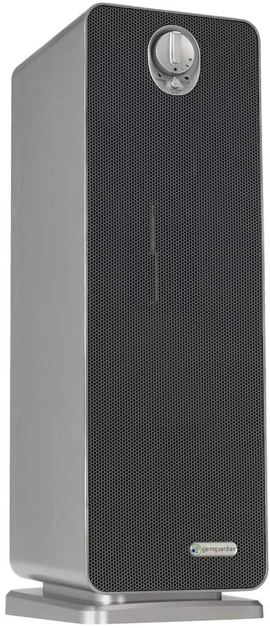 Germguardian germguardian 3-in-1 True HEPA Air Purifier with UV Sanitizer & Odor Reducer