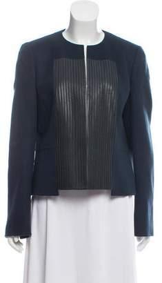 Akris Cashmere Open Jacket