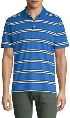 Brooks Brothers Bb1 Stripe Polo Shirt