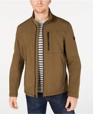 Calvin Klein Men Soft Shell Open Bottom Jacket