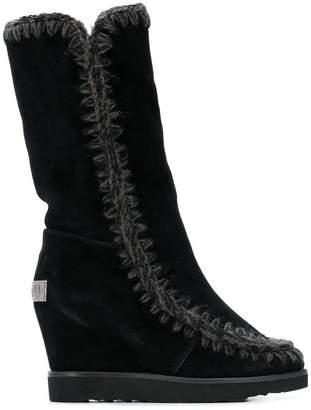 Mou wedge eskimo boots