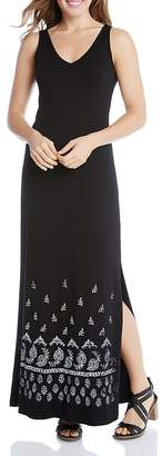 Karen Kane Alana Maxi Dress $109 thestylecure.com
